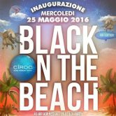 Black on the beach torna a scaldare l'estate dell'Arenile