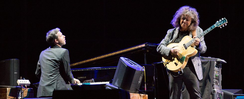 Pat Metheny al Teatro Augusteo