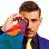 Francesco Gabbani in concerto all'Arenile