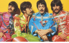 THE BEATLES – SGT. PEPPER AND BEYOND