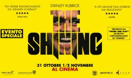 Shining torna al cinema ad Halloween