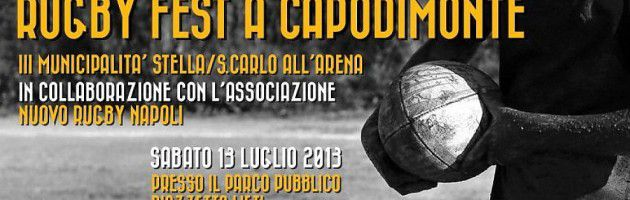Rugby Fest a Capodimonte