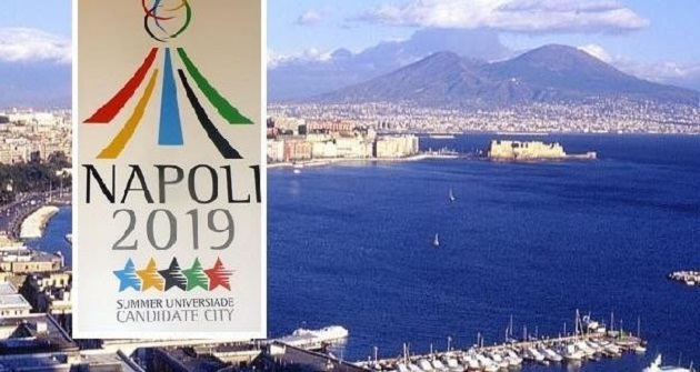 universiadi-2019 napoli