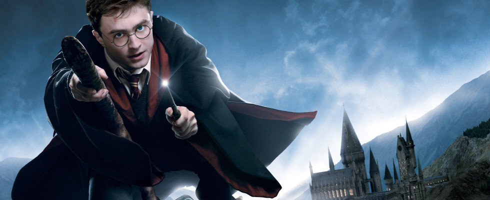 Harry Potter arriva in Floridiana