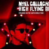 Noel Gallagher vola a Napoli con i suoi High Flying Birds