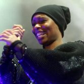 Gli Skunk Anansie in concerto all'Arena Flegrea